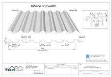 ExcelClad 1000-34 Forward